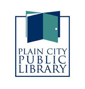Plain City Public Library Logo