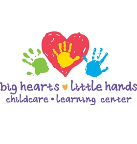 Big Hearts Little Hands Learning Center Logo