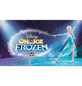 Disney on Ice presents Reach for the Stars Logo